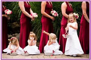 Оформление свадьбы в Одессе цветами