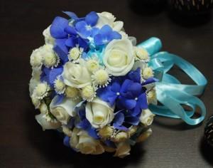 Как выбрать цветы к свадьбе в Одессе