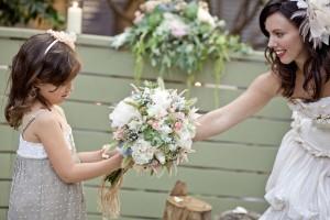 Украшение свадебного торжества цветами