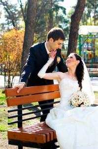 Профессиональная свадебная фотосессия в Одессе