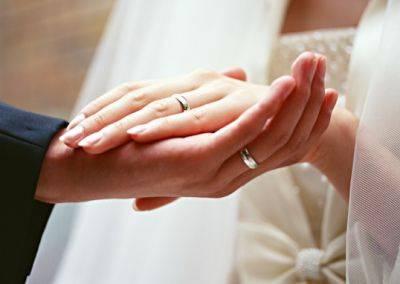 Обряд венчания в Одессе