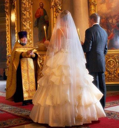 Как проходит венчание в Одессе