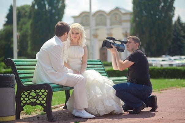 Профессиональный видеооператор на свадьбу в Одессе