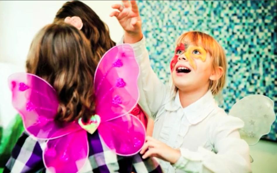 Организация детских праздников в Одессе