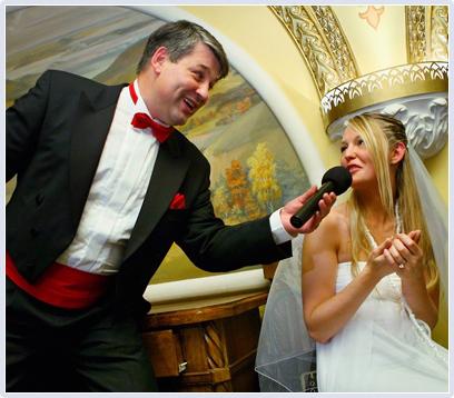 Профессиональный тамада на свадьбу в Одессе