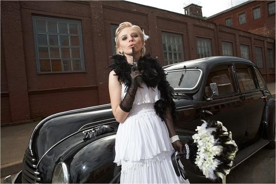 Организация тематической свадьбы в Одессе