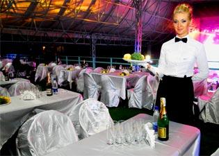 Организация корпоративных вечеринок в Одессе