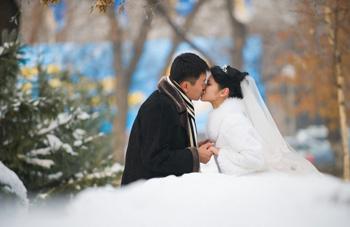 Организация свадьбы зимой в Одессе