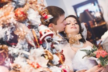 Свадьба в Новый Год в Одессе
