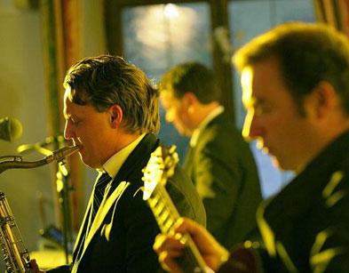 Живая музыка на свадьбу в Одессе