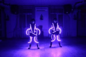 Трон световое шоу Одесса
