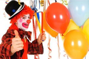 Клоун на детский праздник в Одессе