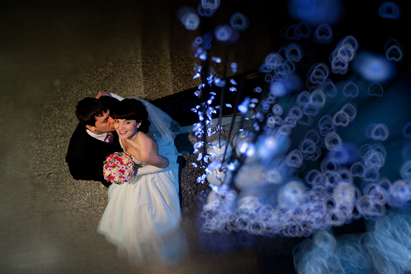 Профессиональный фотограф на свадьбу в Одессе