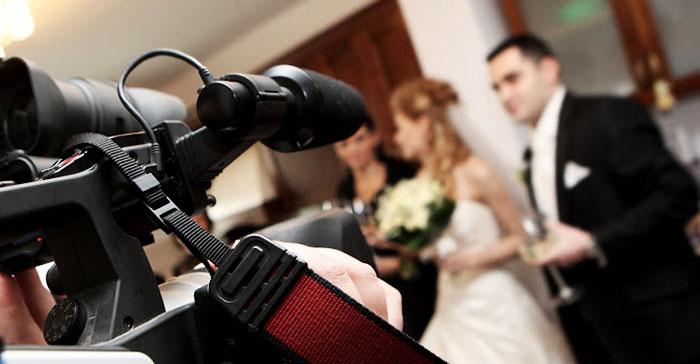 Видеооператор на свадьбу в Одессе