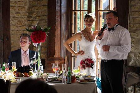 Ведущий свадебного торжества в Одессе