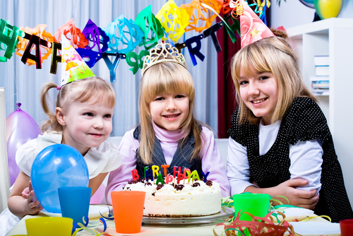 Проведение детского дня рождения в Одессе
