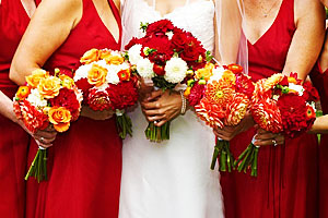 Свадебное торжество в Одессе