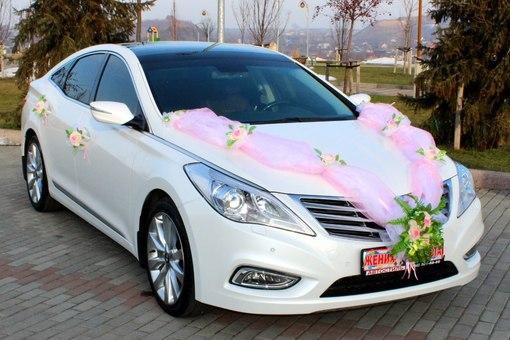 Свадебные автомобили в Одессе